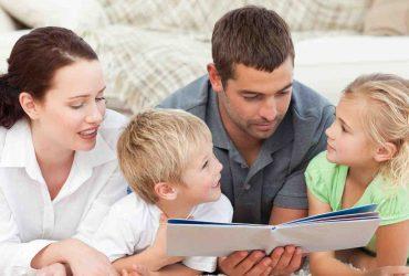 Восемь ошибок родителей детей-билингвов