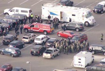 В Денвере массовая перестрелка: погиб полицейский, шестеро ранены