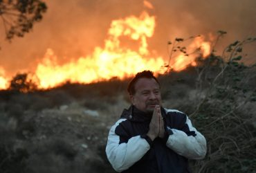 Куда дальше: пожары в Калифорнии в числах и картах