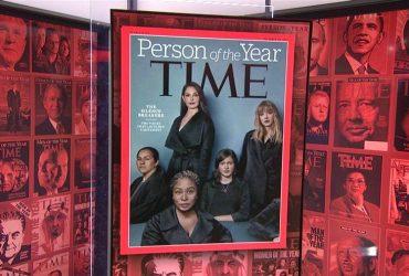 Людьми года по версии Time стали жертвы сексуального насилия