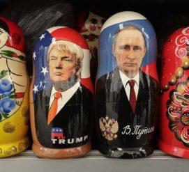 Американцы верят в связи кампании Трампа с Россией – опрос