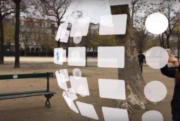ВИДЕО: в App Store появился твиттер в дополненной реальности