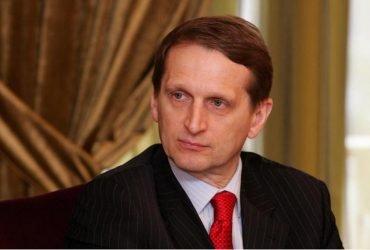 Глава российской разведки ездил на переговоры в Вашингтон