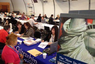 Как приостановка правительства повлияла на работу иммиграционной службы