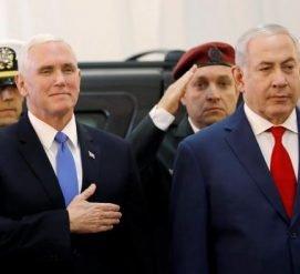Пенс в Израиле: правительство США перенесет посольство в 2019 году
