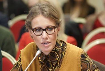 Ксения Собчак приедет в США перед выборами в России