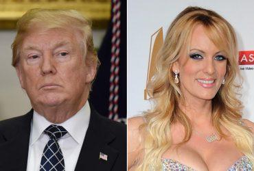 СМИ: Порнозвезде заплатили $130 тысяч за молчание о связи с Трампом