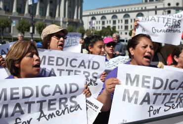 В 10 штатах изменят условия получения Medicaid