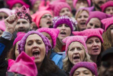 Во многих городах США проходят марши протеста
