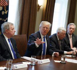 Трамп пообещал подписать любую иммиграционную реформу, которую предложит конгресс