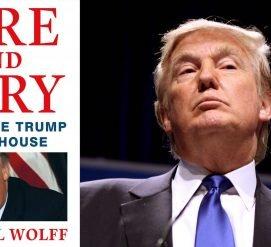 Трамп уже год — президент США. Что мы узнали о нем из книги «Пламя и ярость»?