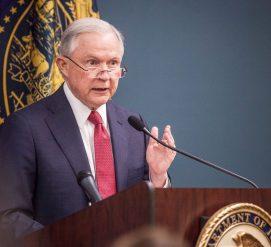 Сешнс хочет запретить штатам легализировать марихуану