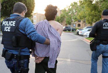 Кого и как задерживала иммиграционная полиция