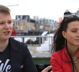 Как пара из Киева создала приложение для круизов по США