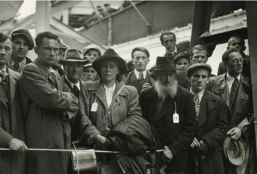 ФОТО: В Нью-Йорке открылась выставка об истории иммиграции