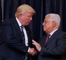 Трамп хочет лишить палестинцев финансовой помощи