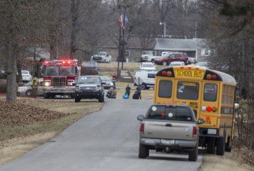В Кентукки произошла стрельба в школе, есть жертвы