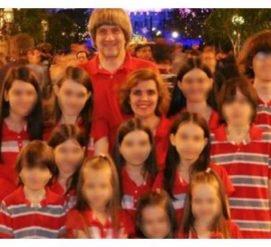 Родителям, которые пытали 13 детей, предъявили обвинения