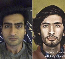 Приложение Google научилось находить двойников пользователей на картинах. Вот как это работает