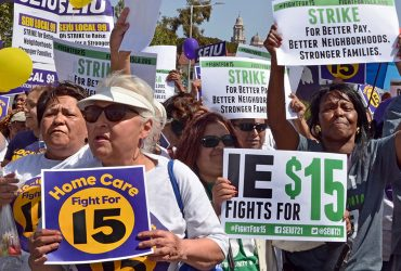 Минимальные зарплаты повысились в 18 штатах. Полный список
