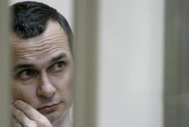 Американские правозащитники организовали акции в поддержку украинского режиссера