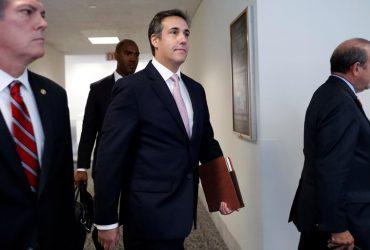Адвокат Трампа признался, что заплатил порноактрисе $130 000 из своего кармана