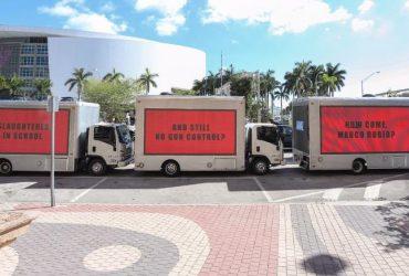 Жители Флориды требуют ужесточить контроль над оружием