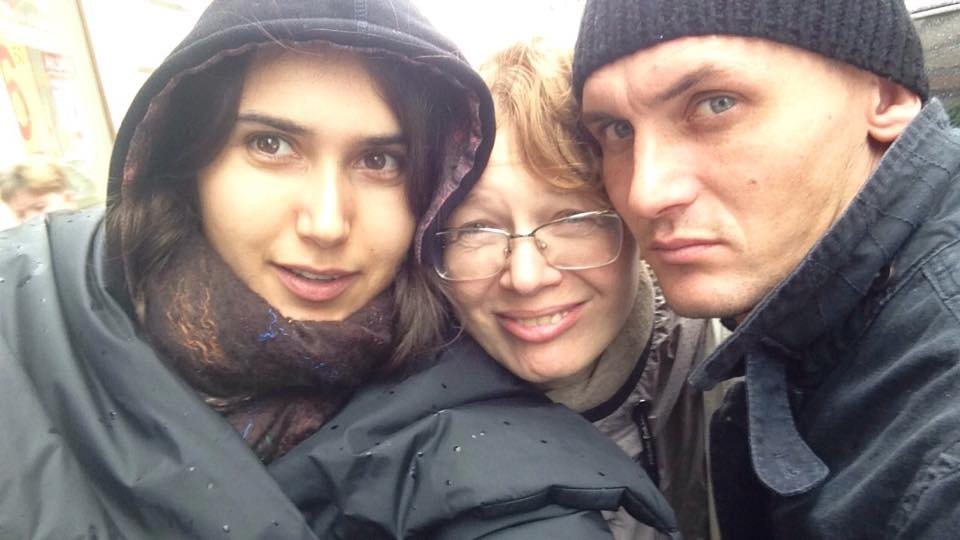 «Война химер» в Нью-Йорке: украинский фильм о любви и прозе