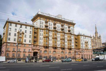 Североамериканский тупик: в России хотят изменить адрес посольства США