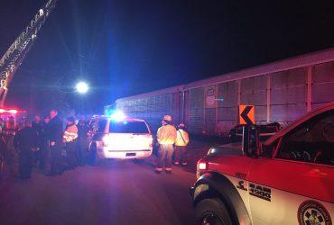 Два человека погибли и более 70 пострадали при столкновении поездов в Южной Каролине