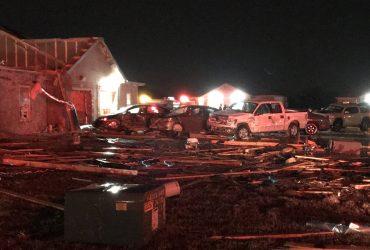 На Кентукки обрушился сильный шторм, есть жертвы
