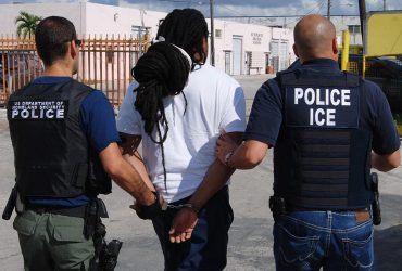 Иммиграционная полиция задержала 145 нелегалов в Техасе