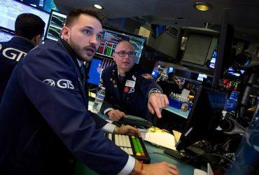 В США вновь обрушился промышленный индекс Dow Jones