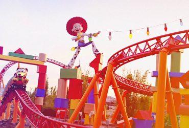 ВИДЕО: Disney открывает парк по мотивам «Истории игрушек»