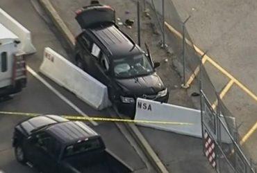 ФОТО, ВИДЕО: У здания АНБ произошла стрельба. Есть раненые