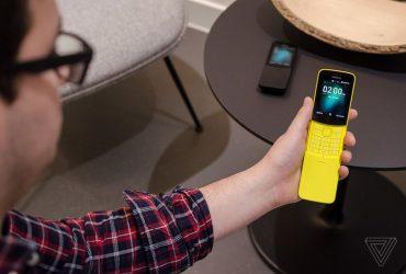 Nokia перевыпустила телефон из «Матрицы»