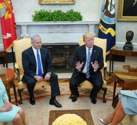 Трамп и Нетаньяху в Белом доме: вместе против Ирана