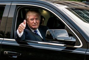 Война пошлин: Трамп пригрозил обложить налогом европейские автомобили