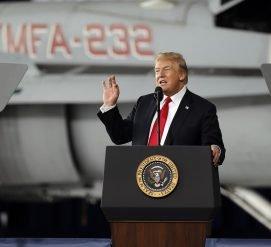 ВИДЕО: Трамп хочет создать космические войска США