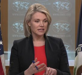 «Безответственный поступок»: Как в США отреагировали на российскую демонстрацию оружия