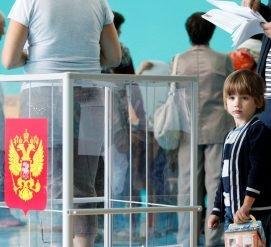 В США проходит голосование на выборах президента России