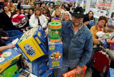 Toys R Us закрывает все магазины в США