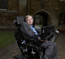 Умер ученый Стивен Хокинг. Он прожил на 50 лет дольше, чем все ожидали