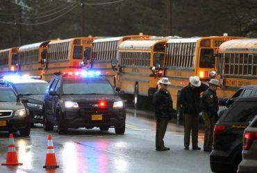 Стрельба в школе Мэриленда: двое раненых, стрелок погиб