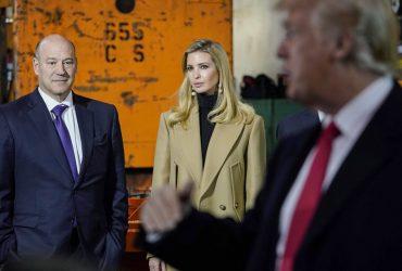 Как Трамп потерял советника из-за объявления «торговой войны»
