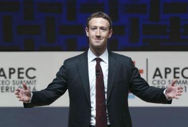 Цукерберг прокомментировал утечку данных в Cambridge Analytics