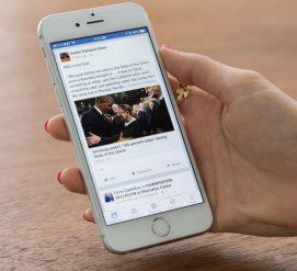 Пользователи Facebook изучили, какие личные данные хранит соцсеть. Результат их удивил