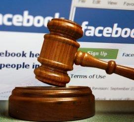 Пользователи Facebook подают в суд на соцсеть и предлагают американцам присоединиться