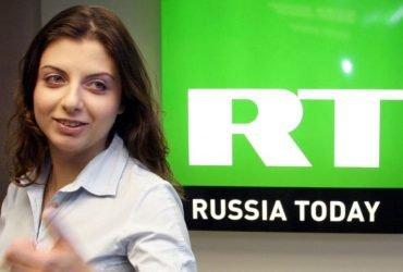 Российский телеканал RT прекратит вещание в Вашингтоне