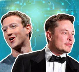 Илон Маск удалил Facebook-страницы Tesla и SpaceX